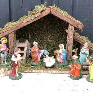 Kerststalletjes